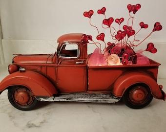 Red Truck Valentine's