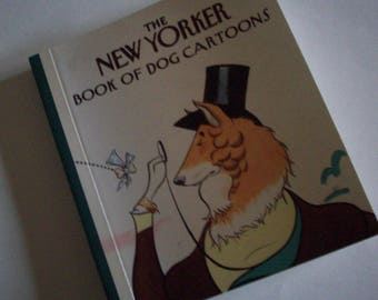 THE NEW YORKER  and dogs
