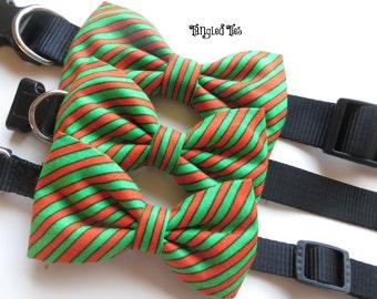 Dog Bow Tie, Cheap Custom Dog Collar, Bow Tie For Dog, Wedding Bow Tie For Dog, Dog Collar, Pet Bow Tie