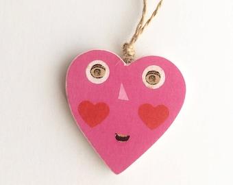 Love Heart Decoration
