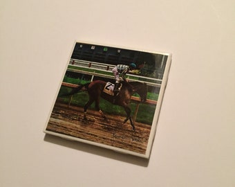 Derby Race Horse Coaster