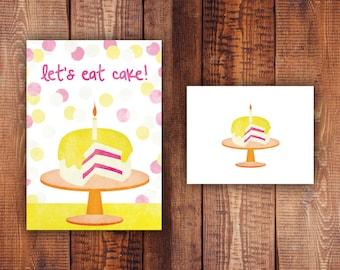 Printable Birthday Stationery Paper ~ Herbs birthday printable stationery set instant download