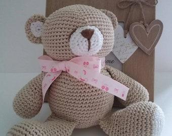 Sweet Amigurumi teddy Bear