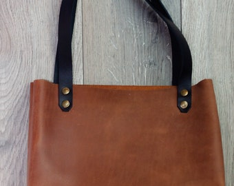 Horween Leather Tote
