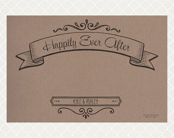 Happily Ever After Placemats