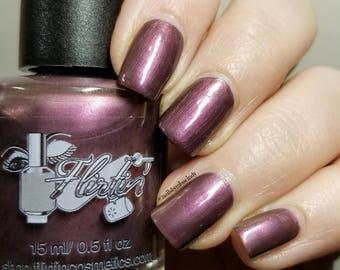 Nail polish, Indie polish, Purple