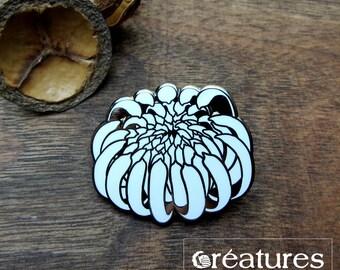 Chrys Chrysanthemum - Enamel Pin - Flower