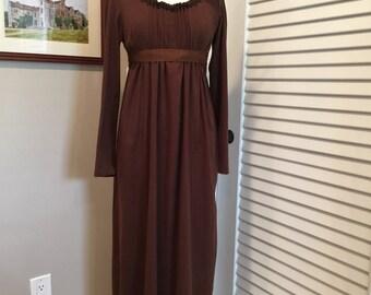 Jane Austen Regency Gown by Iblamejanetoo - size 4-6