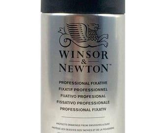 Winsor And Newton Professional Fixative Spray - 150ml Spray Can
