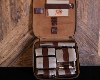 Vintage SABCO men's grooming kit
