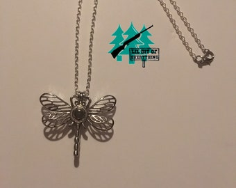 Dragonfly Pearl Cage
