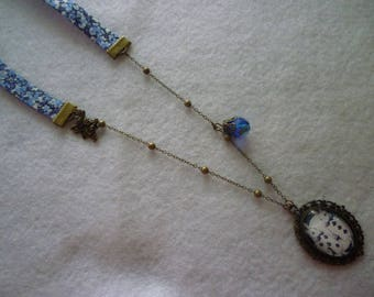 Rabbit necklace on its 31