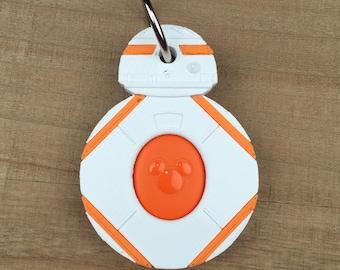 BB8 Magic Band Buddy - Disney MagicBand 2.0 Icon Holder / Keeper - Star Wars