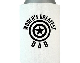 World's Greatest Dad - Can Wrap
