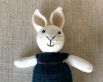 Knitted Rabbit No.Three
