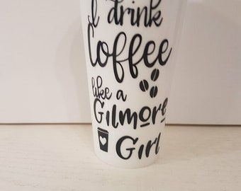 Drink Coffee like a Gilmore Girl