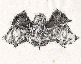 Coat Of Arms (Bat Armor)