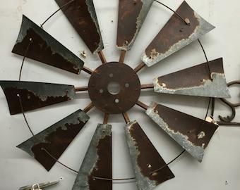 Rustic 30 ich windmill
