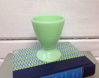 Vintage Jadeite Mint Green McKee glass