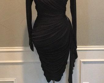 Lillie Rubin Vintage Dress