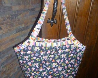 Feminine and Floral Bag