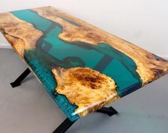 Gentil Resin River Dining Table
