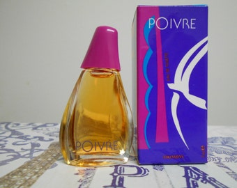Poivre eau de toilette by Atkinsons 7 ml miniature bottle, new in box.