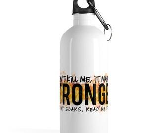 Stronger Stainless Steel Water Bottle