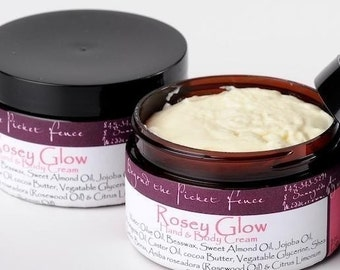 Rosewood and Lemon Hand Cream