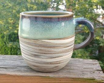 Marble Clay Mug