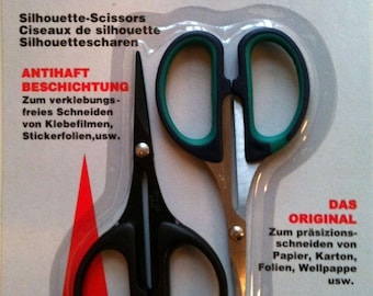 3D Ornamental cut Silhouette Cutters Set-10 cm-sharp/Teflon and Soft-grip-SC-611set