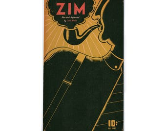 ZIM comic book