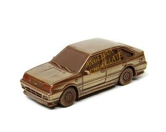 Car Polonez Caro Plus chocolate candy Poland cars FSO Polonaise natural Belgian chocolate