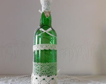 Light bottle lamp