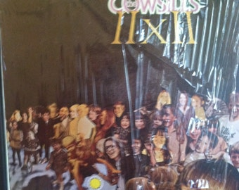The Cowsills II x II Vinyl Rock Record Album
