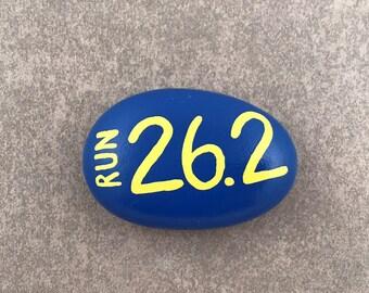 Charity Donation - Boston Children's Hospital - Run 26.2 - Painted Rock
