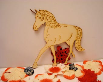 Horse 1886 wooden creations