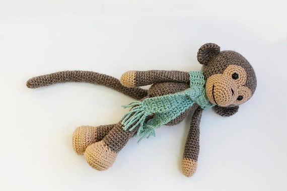 Amigurumi Monkey Patterns : Pattern monkey amigurumi monkey pattern crochet