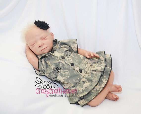 Baby Military Dress All Branches Acu Dress Military