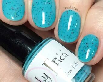 New Life handcrafted artisan nail polish