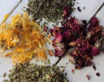 Coop Herbs, Hen Herbs, Freshen Your Coop, All Nature Bug Repellent