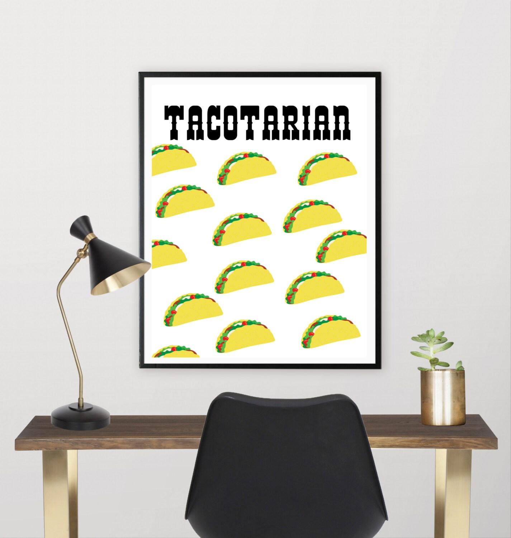 taco signs funny kitchen decor taco wall art funny taco