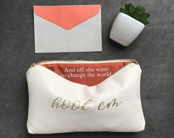 College Student Gift. High School Grad Gift. Personalized Grad Gifts For Her Custom Grad Gift Graduate 2018. Texas Longhorns. Hook 'Em Horns
