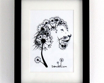 DandeLion Digital Print