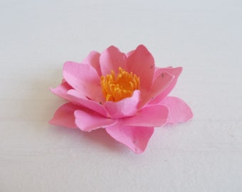 Plantable Seed Paper Water Lotus Flowers - 50 Paper Water Lilies - Unique Garden Party Favors