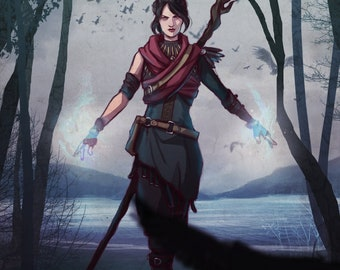 Morrigan - Witch of the Wilds