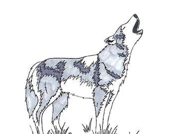 Wolf Print Trilogy