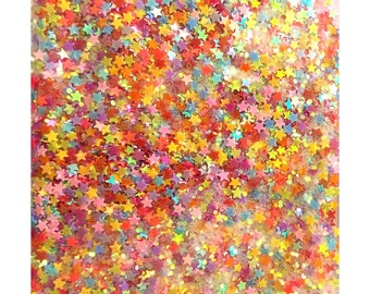 Starry fireflies confetti mix