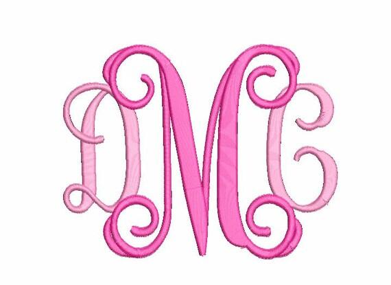 Embroidery Fonts Embroidery Fonts Pes Embroidery Monogram