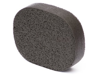 Bicycle cleaning sponge for cycle detailing
